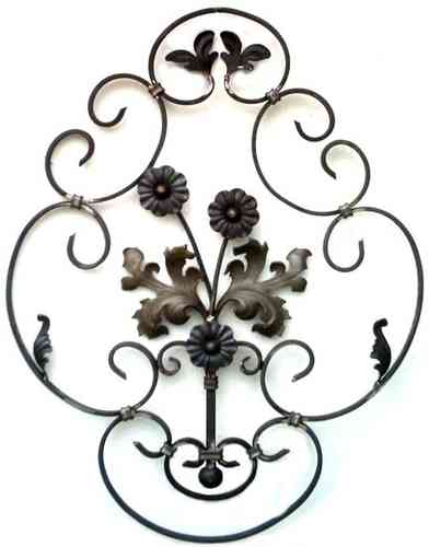 Blumenornament